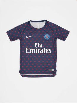 Nike Performance Soccer Jerseys Paris Saint-Germain Dri-FIT Squad blue