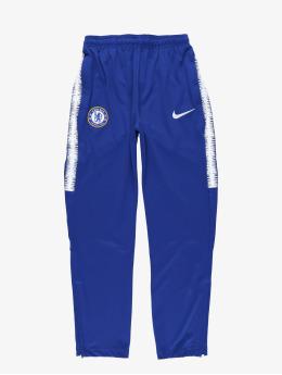 Nike Performance Spodnie do joggingu Chelsea Dry Squad Knit  niebieski