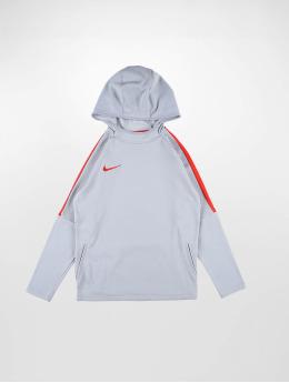 Nike Performance Sport Hoodies Dri-FIT Academy šedá