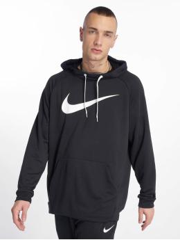 Nike Performance Sport Hoodies Dry Training czarny