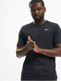 Nike Performance Sport Shirts Dri-Fit black