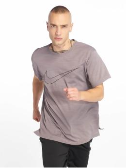 Nike Performance Sport Shirts Superset grå