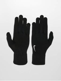 Nike Performance Sporthandschuhe Swoosh Knit schwarz