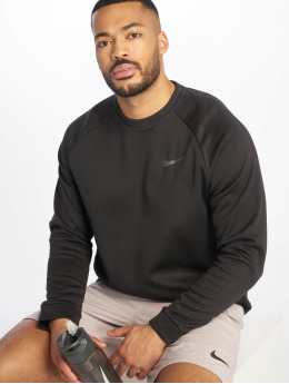 Nike Performance Sportshirts Therma czarny