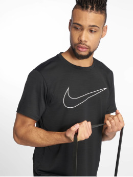 Nike Performance Sportshirts Superset schwarz