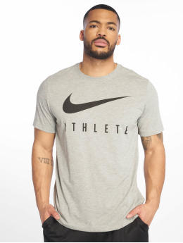 Nike Performance Sportshirts Dry DB Athlete szary