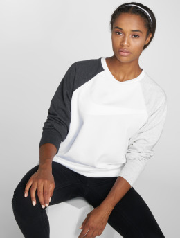 Nike Performance Sweat & Pull Dry Swoosh blanc