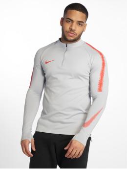 Nike Performance T-paidat Dri-FIT Squad Drill  harmaa
