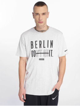 Nike Performance T-shirt JDQ Berlin Dry bianco