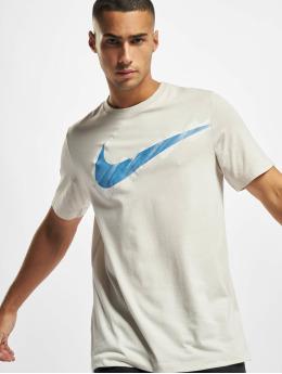 Nike Performance T-Shirt Logo  blanc