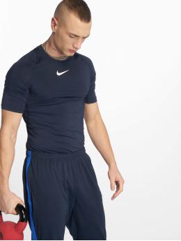 Nike Performance T-Shirt Compressions  bleu