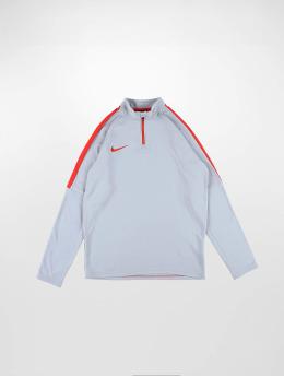 Nike Performance T-Shirt manches longues Dri-FIT gris