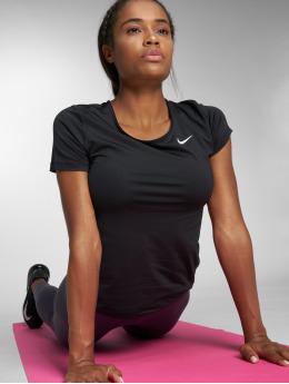 Nike Performance t-shirt Pro zwart
