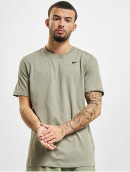 Nike Performance T-shirts DF DFC Crew Solid grøn
