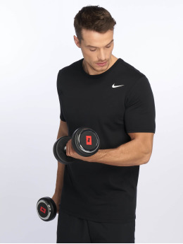 Nike Performance T-Shirty Dry Training czarny