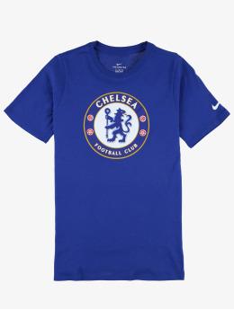 Nike Performance T-Shirty Chelsea FC niebieski