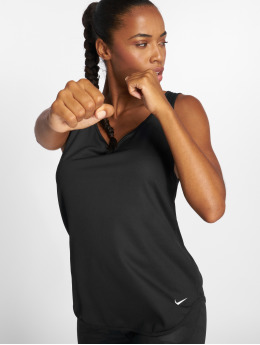 Nike Performance Tank Tops  Breathe čern