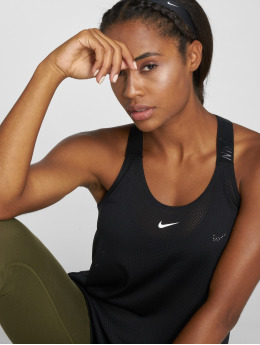Nike Performance Tank Tops Dry musta