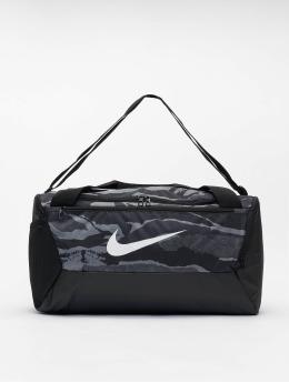 Nike Performance Taske/Sportstaske Nk Brsla S Duff-9.0 Aop1 Su21 sort