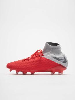 Nike Performance Tekonurmikengät Hypervenom Pro punainen