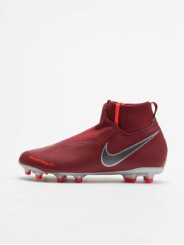 Nike Performance Tekonurmikengät  punainen