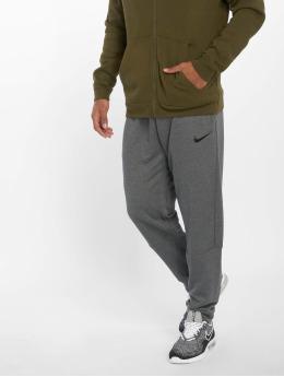 Nike Performance tepláky Dry Training šedá