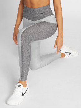 Nike Performance Tights Power Studio szary