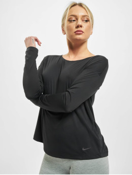 Nike Performance Top Dry Elastika Essential schwarz
