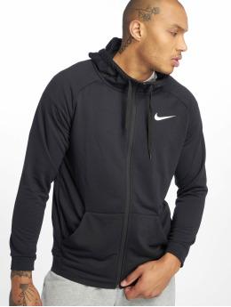 Nike Performance Trainingsjacken Dry  schwarz