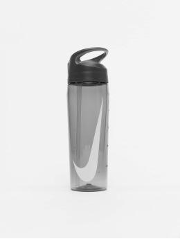 Nike Performance Trinkflaschen TR Hypercharge Straw 24 Oz/ 709 ML szary