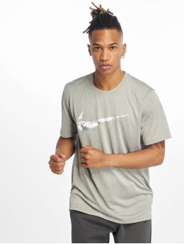 Nike Performance Urheilu T-paidat Legend harmaa