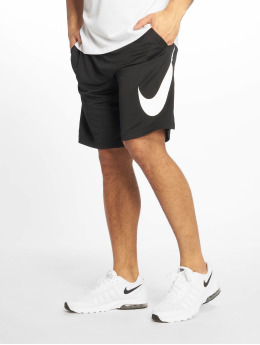 Nike Performance Urheilushortsit Dri-Fit musta