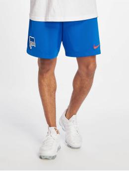 Nike Performance Voetbal shorts Hertha BSC Stadium Home/Away blauw