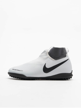 Nike Performance Zaalvoetbalschoenen Jr. Phantom Vision Academy Dynamic Fit TF wit
