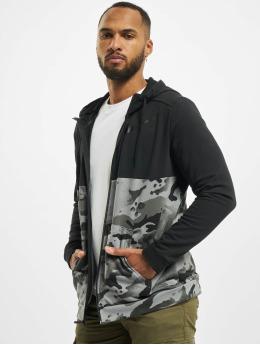 Nike Performance Zip Hoodie Dry Fz Fa Camo schwarz