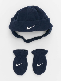 Nike Pipot Swoosh Baby Fleece Cap sininen