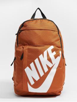Nike Plecaki Sportswear Elemental brazowy