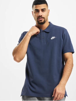 Nike poloshirt Matchup PQ blauw