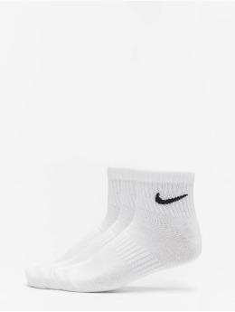 Nike Ponožky Everyday Lightweight Ankle bílý