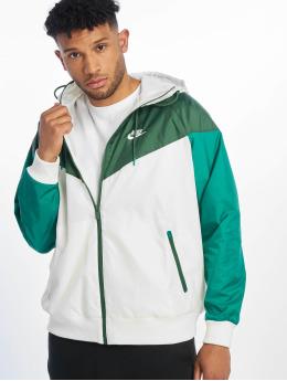 Nike Prechodné vetrovky Sportswear Windrunner  biela