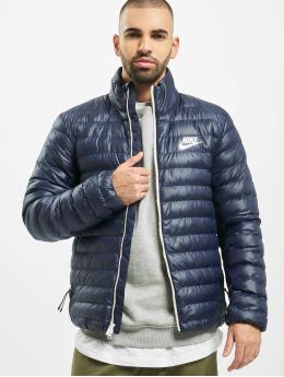 Nike Puffer Jacket Synthetic Fill blau