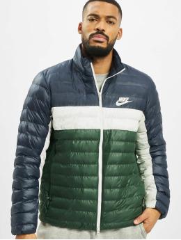 Nike Puffer Jacket Synthetic Fill Bubble blau
