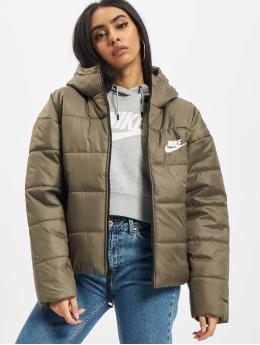 Nike Puffer Jacket Classic  olive