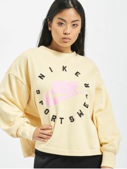 Nike Pullover Sportswear Crewneck beige