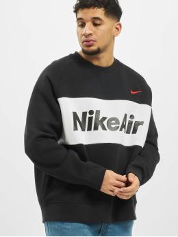 Nike Pullover Air Crew Fleece  black