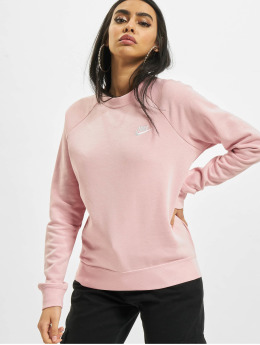Nike Pullover W Nsw Essntl Flc Crew pink