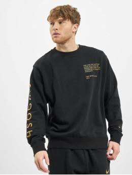 Nike Pullover Nsw Swoosh Crew schwarz