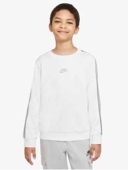 Nike Pullover Repeat PK weiß