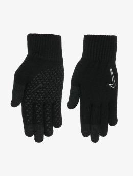 Nike Rękawiczki Knitted Tech And Grip  czarny