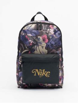 Nike Rucksack Heritage AOP Femme schwarz